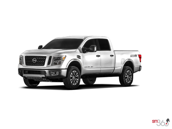 2017 nissan titan xd diesel pro 4x for sale in burnaby morrey nissan. Black Bedroom Furniture Sets. Home Design Ideas