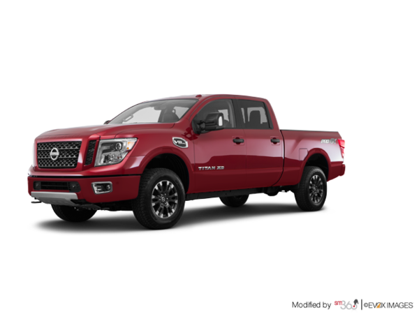 2017 nissan titan xd gas pro 4x for sale in burnaby morrey nissan. Black Bedroom Furniture Sets. Home Design Ideas