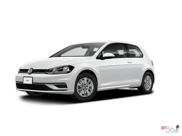 Volkswagen Golf 3-door 2018
