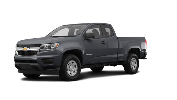 2016 Chevrolet Colorado WT