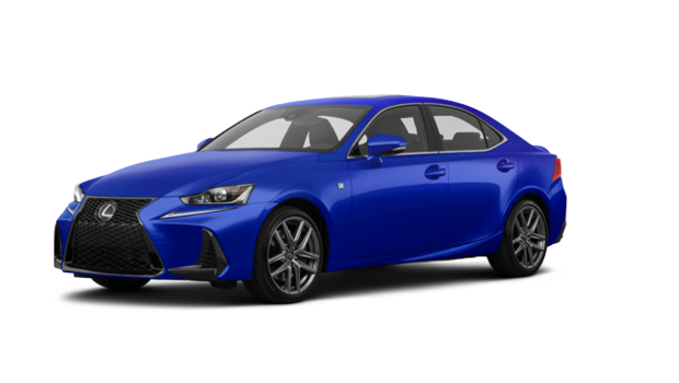 2017 Lexus IS F SPORT