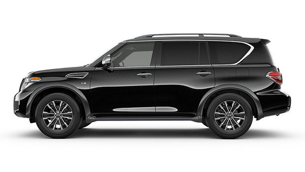 2017 nissan armada sl starting at 57643 0 applewood nissan richmond. Black Bedroom Furniture Sets. Home Design Ideas