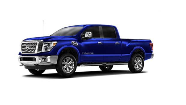 2017 nissan titan xd diesel sl starting at 58526 0. Black Bedroom Furniture Sets. Home Design Ideas