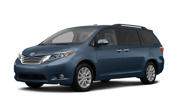 2017 toyota sienna limited starting at 49295 0. Black Bedroom Furniture Sets. Home Design Ideas