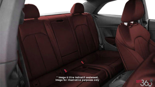 Red Arras Design Leather (PFT-AW)