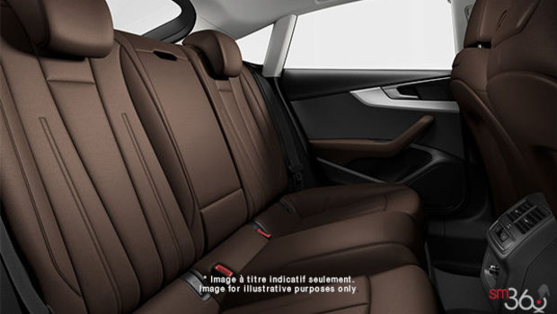 Nougat Brown Leather Sport Ventilated Seats (PBS-ZK)