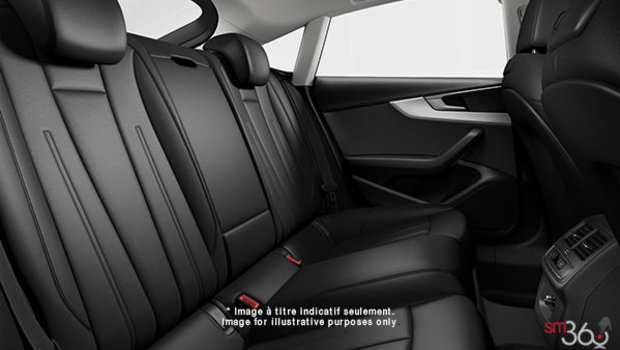 Black Leather Ventilated Seats (PBS-YM)