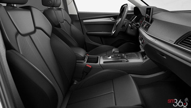 Black Leather Ventilated Seats (PS9-YM)