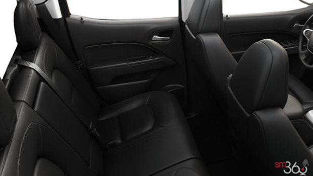 Jet Black Bucket seats Leather (H2U-AR7)