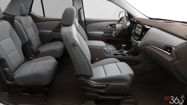 2018 Chevrolet Traverse LT CLOTH - from $41495.0 | Vickar ...