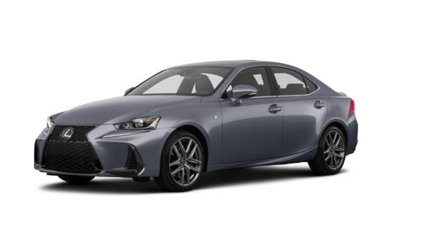 ... 2018 Lexus IS F SPORT  T