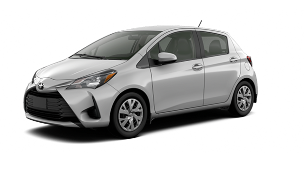 toyota yaris hatchback le 5 portes 2018 vendre laval vimont toyota. Black Bedroom Furniture Sets. Home Design Ideas