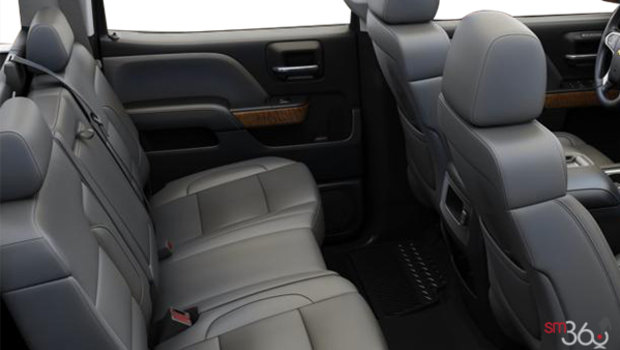 Dark Ash/Jet Black Bucket seats Perforated Leather (AN3-H3C)