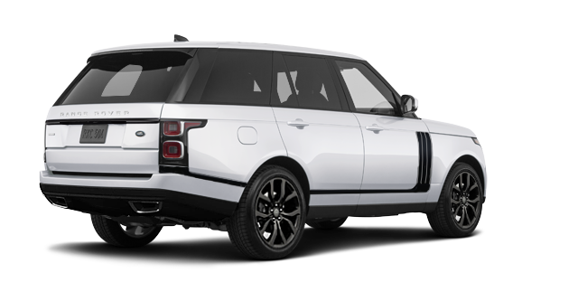 2019 Land Rover Range Rover SV AUTOBIOGRAPHY DYNAMIC