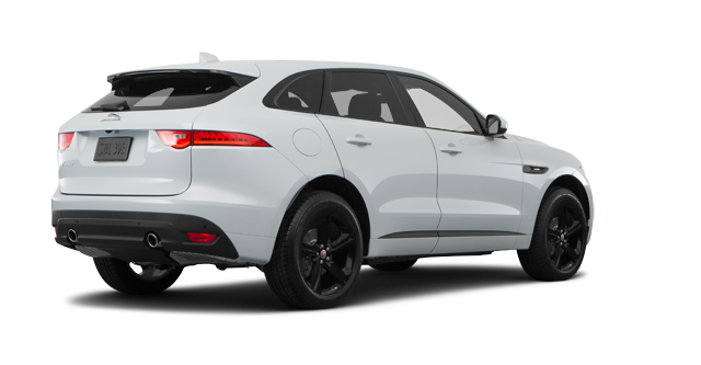 2020 Jaguar F-Pace CHECKERED FLAG