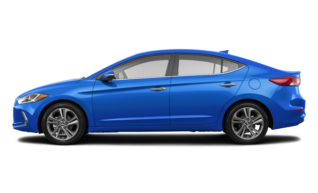 Hyundai Elantra ULTIMATE 2017