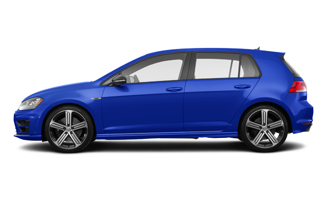 Volkswagen Golf R 5-doors 2017