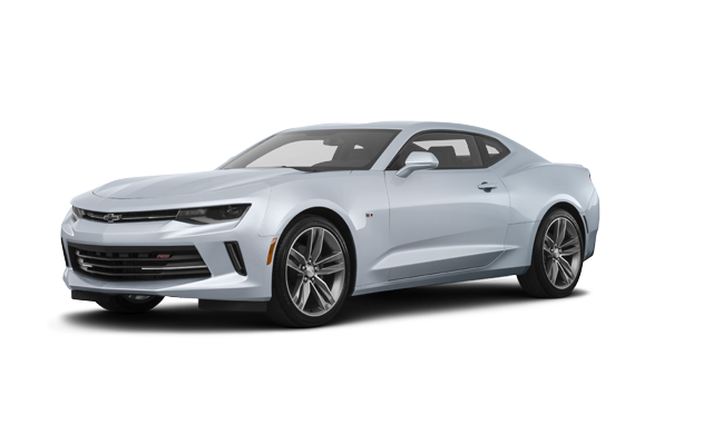 2018 Chevrolet Camaro coupe 2LT