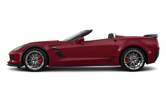 Chevrolet Corvette Convertible Grand Sport 2LT 2018