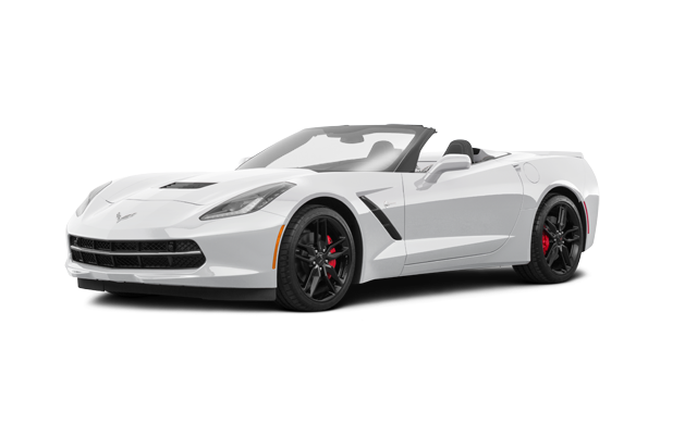 Chevrolet Corvette Cabriolet Stingray 2LT 2018