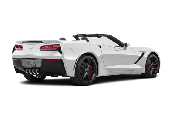 2018 Chevrolet Corvette Convertible Stingray Z51 3LT