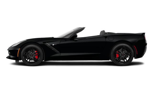 Chevrolet Corvette Convertible Stingray Z51 3LT 2018