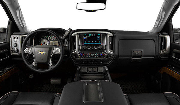 Chevrolet Silverado 2500HD HIGH COUNTRY 2018
