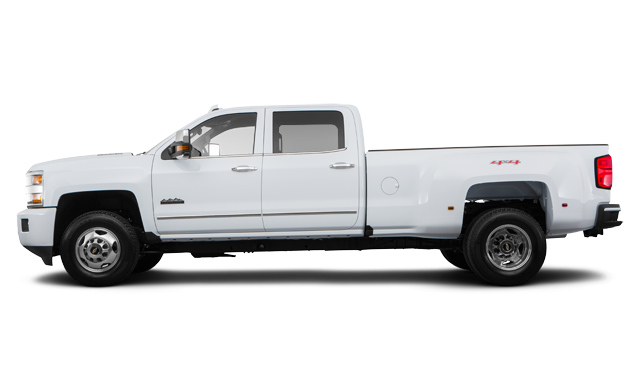 Chevrolet Silverado 3500 HD HIGH COUNTRY 2018