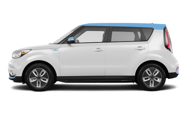 Kia Soul EV EV LUXURY 2018