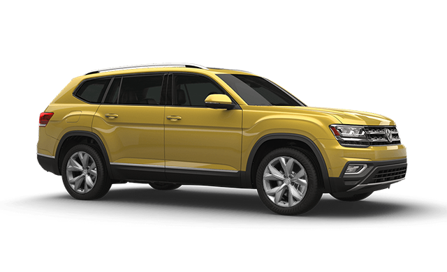 Volkswagen Atlas HIGHLINE 2018 - 1