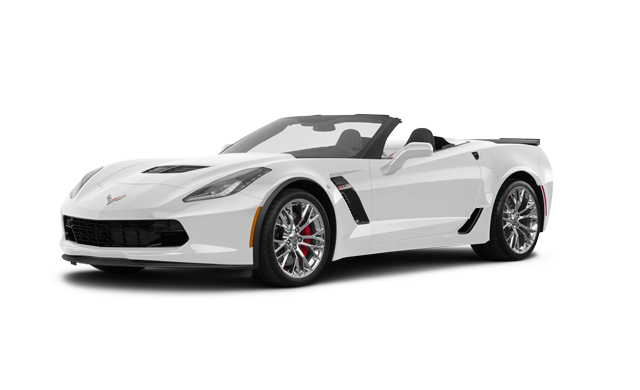 2018 Chevrolet Corvette Convertible Z06 3LZ