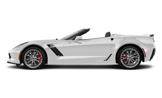 Chevrolet Corvette Convertible Z06 3LZ 2018