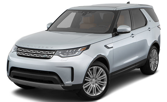 Land Rover Discovery HSE LUXURY 2018 - 2
