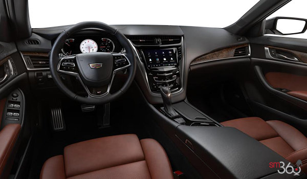 Cadillac CTS Berline V-SPORT 2019