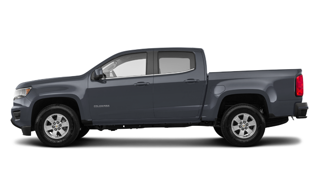 Chevrolet Colorado WT 2019