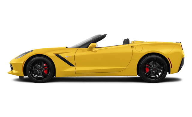 Chevrolet Corvette Convertible Stingray 1LT 2019