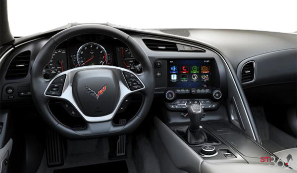 2019 Chevrolet Corvette Coupe Grand Sport 2LT