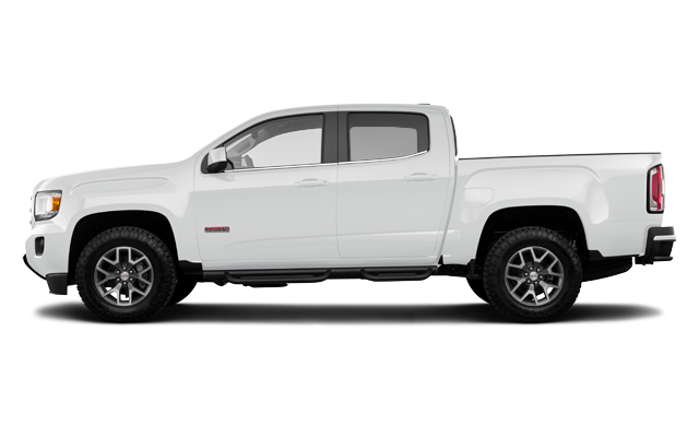 GMC Canyon ALL TERRAIN W/LEATHER 2019