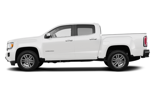 2019 GMC Canyon SLT