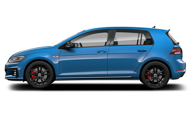 Volkswagen Golf GTI 5-door Rabbit 2019