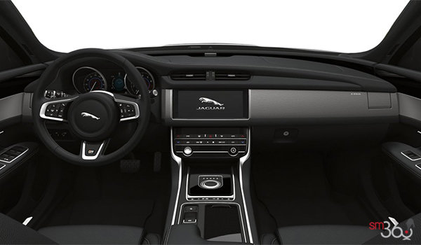 2020 Jaguar XF CHECKERED FLAG