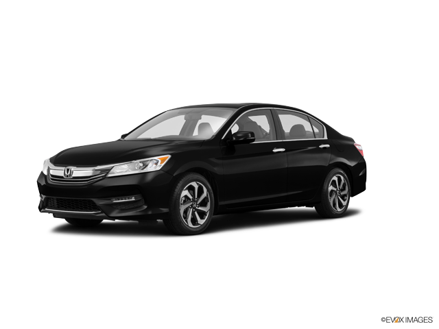 2017 Honda ACCORD CPE EX L4 EX