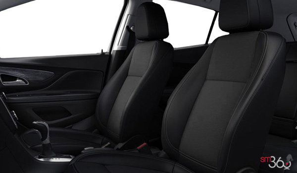 2016 Buick Encore SPORT TOURING | Photo 1 | Ebony Cloth/Leatherette