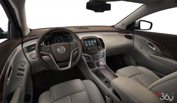 2016 Buick LaCrosse LEATHER | Photo 3 | Cocoa/Light Neutral Leather