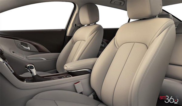 2016 Buick LaCrosse PREMIUM | Photo 1 | Cocoa/Light Neutral Perforated Leather