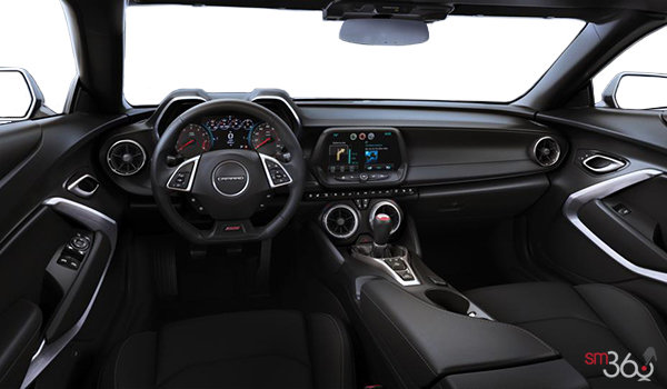 2016 Chevrolet Camaro convertible 1SS | Photo 2 | Jet Black Cloth