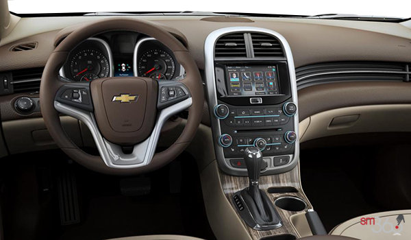2016 Chevrolet Malibu Limited LTZ | Photo 3 | Cocoa/Light Neutral Leather