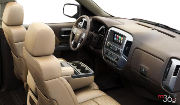 2016 Chevrolet Silverado 1500 LT | Photo 1 | Cocoa/Dune Cloth