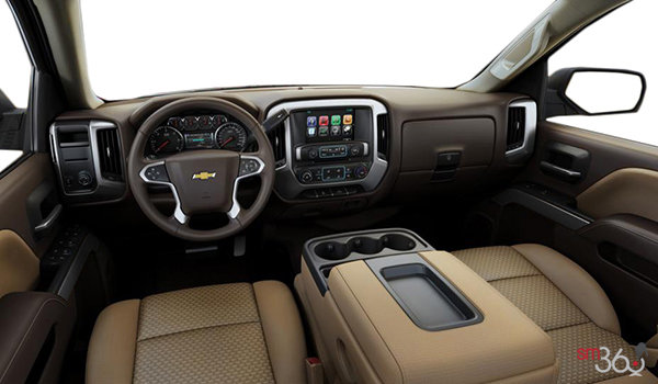 2016 Chevrolet Silverado 1500 LT | Photo 3 | Cocoa/Dune Cloth