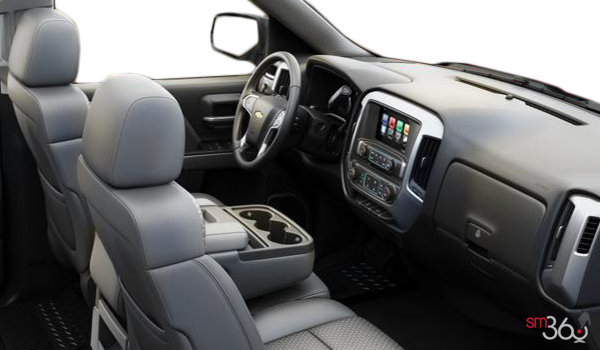 2016 Chevrolet Silverado 1500 LT | Photo 1 | Dark Ash/Jet Black Cloth